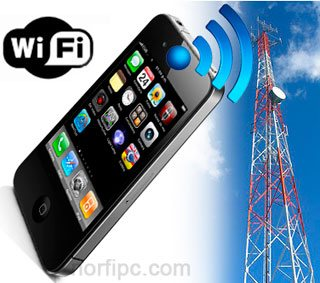 Conectar un iPhone a una red Wi-fi