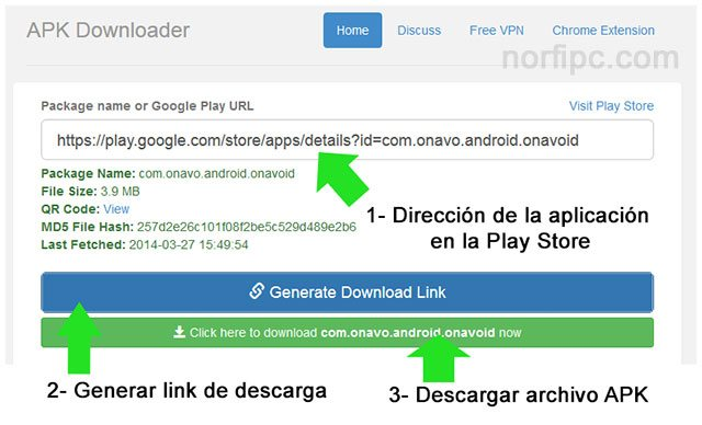 descargar app play store para android