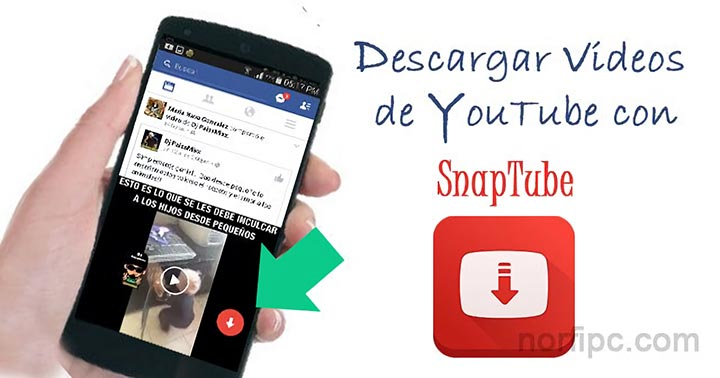 Como Descargar Y Guardar Videos De Youtube Con El Teléfono O Tableta