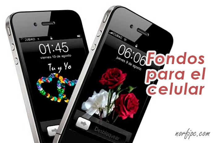 fondos de celulares gratis: