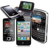Navegar en internet usando un móvil o teléfono celular