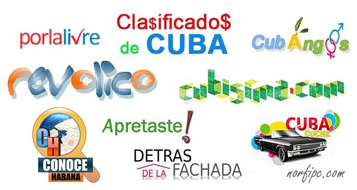 Sitios de anuncios clasificados de compra y venta en Cuba