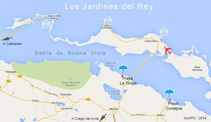 Los mejores sitios turísticos de Cuba y lugares de interés