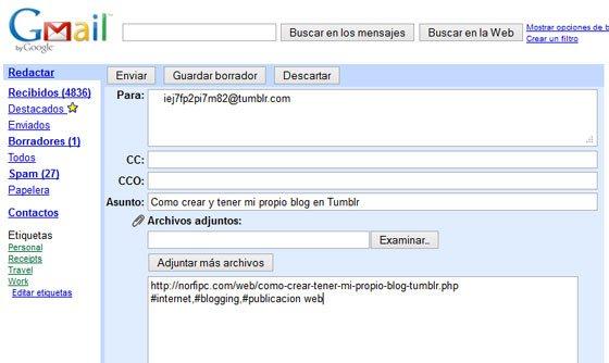 Trucos Para Gmail El Servicio De Correo Electr 243 Nico De Google