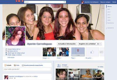 subir una foto bien grande para usar en el perfil de Facebook