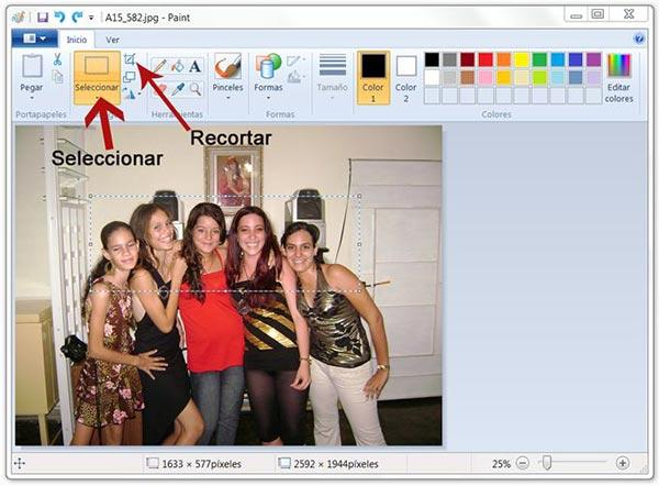 Como recortar y subir una foto bien grande para el perfil de Facebook