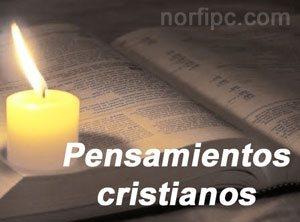 Frases y pensamientos cristianos sobre la vida y el amor para Facebook