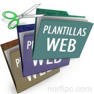Descargar plantillas gratis de paginas web, editarlas y publicarlas