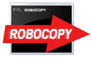 Como usar el comando Robocopy en Windows