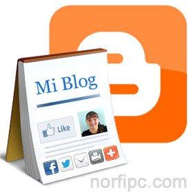 Como agregar el botón Me Gusta o Pin it a mi blog en Blogger