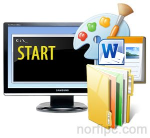 Como usar el comando START en Windows, aplicaciones pr�cticas