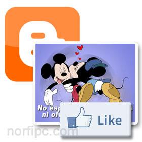 Insertar imágenes y publicaciones de Facebook en un blog o página web
