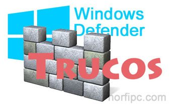 Como usar Windows Defender el programa antivirus y antimalware de Windows 8