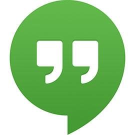 Logotipo de Google Hangouts