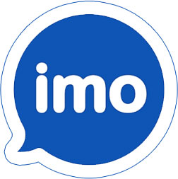 Logotipo de IMO Messenger