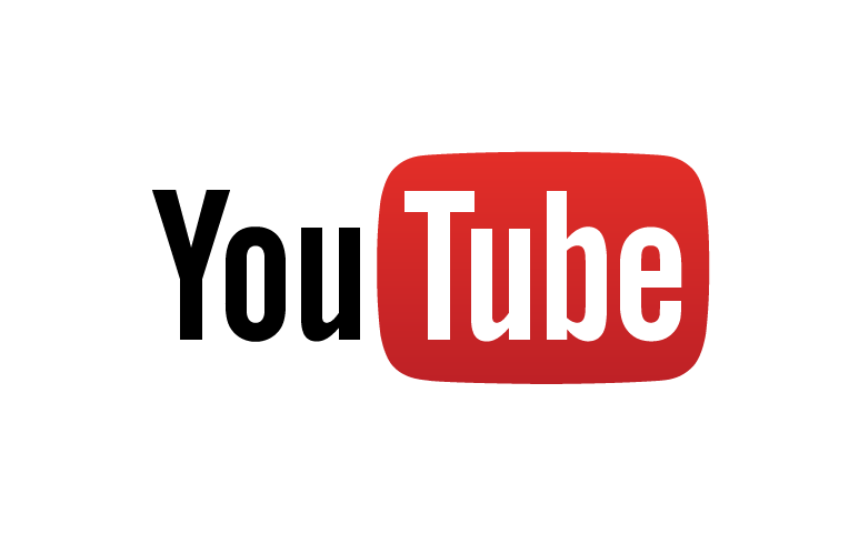 Logotipo ancho de YouTube