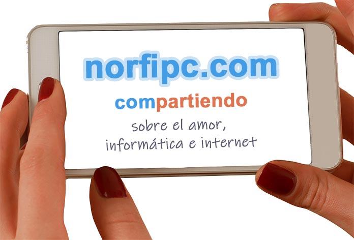 Norfipc Amor Informática E Internet