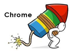El navegador Google Chrome