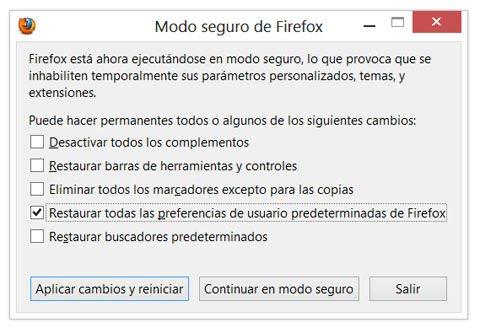 10 medidas y trucos para acelerar Firefox si se vuelve lento