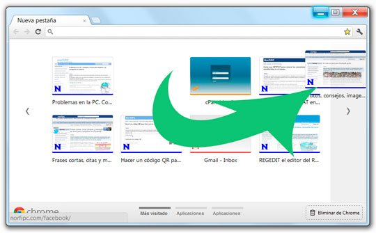 Tenes Google Chrome: Entra y seguro aprendes algo | Megapost