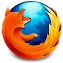 Logotipo del navegador Mozilla Firefox