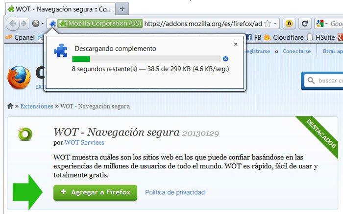 descargar navegador firefox para windows 7