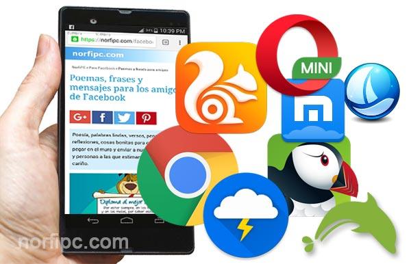 descargar navegador opera mini para android