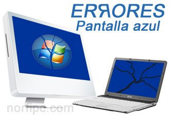 Los errores de pantalla azul en Windows
