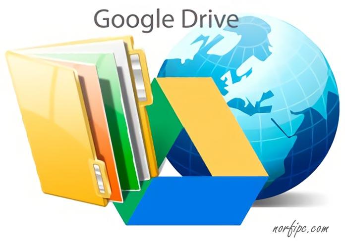 Usar Google Drive como un servicio de hosting