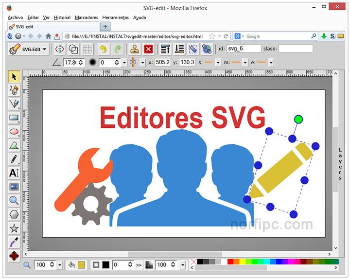Programas y servicios para crear editar y convertir for Editor de logotipos