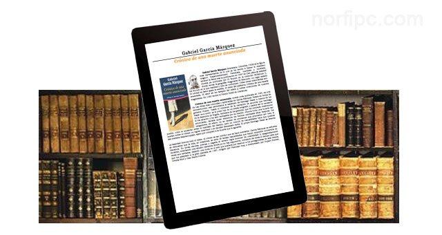 Libros electrónicos o ebooks, lectores para leerlos y formatos