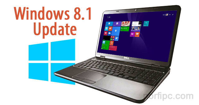 Como descargar e instalar la actualización de Windows 8.1 Update