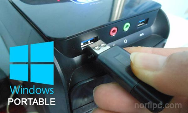 Como crear un Windows 8 portable en el USB