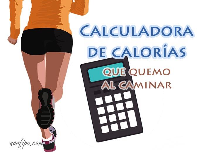 cuantas calorias se queman con una hora de caminar