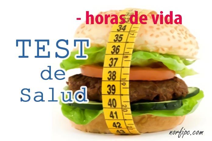 Test mi dieta ideal