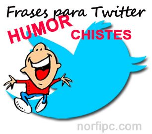 Frases graciosas mensajes ocurrentes alegres de humor para twitter frases graciosas mensajes ocurrentes alegres de humor para twitter y facebook thecheapjerseys Image collections
