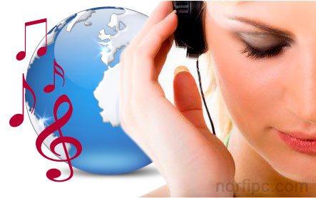 Servicios en internet para oír música gratis