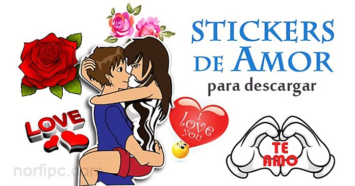 Stickers De Amor Y Amistad Para Guardar Y Descargar