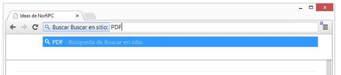 Como Buscar Con Google En Un Sitio Web Usando Google Chrome
