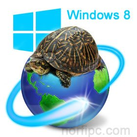 La internet lenta en Windows 8, como solucionarlo