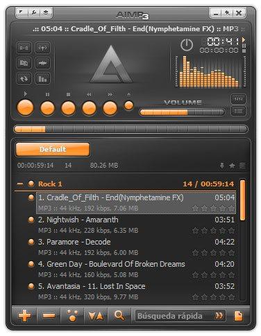 descargar reproductor de musica gratis en español