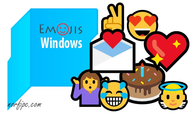 Como usar los Emojis o Emoticonos de Windows 10