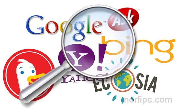 Los buscadores más populares e importantes de internet