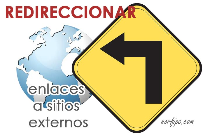 Redireccionar enlaces a sitios externos de internet con redirect.php