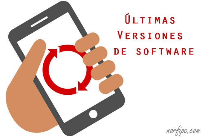 Últimas versiones para Windows, Android, iOS y navegadores web