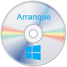 Crear un disco de arranque o reparación de Windows 8