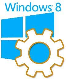 Herramientas de Windows 8