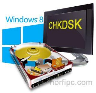hay disponible nuevas opciones y modificadores en el comando CHKDSK